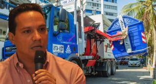 Aristides Herrera, exconcejal de Santa Marta.