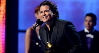 Carlos Vives fue nominado en tres categorías