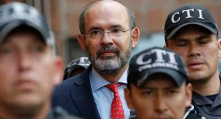 Francisco Javier Ricaurte Gómez.
