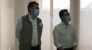El registrador y el gobernador se expresaron sobre las elecciones en Tenerife.