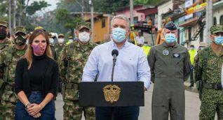 Según el Presidente Duque, este año no solo será el de mayor destrucción de ollas de microtráfico.