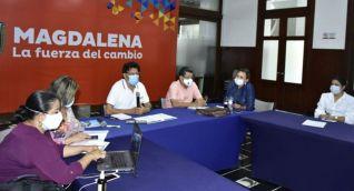 Primer Comité Departamental del Sistema de Responsabilidad Penal para Adolescentes del Magdalena.