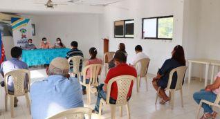 Se instaló el Comité de Educación en Alternancia Municipal.