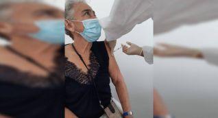 Con esta entrega de dosis se vacunará al 85% de la población de ancianos.