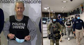 Exjefe paramilitar, Hernán Giraldo.
