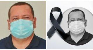 Javier Cabarcas Pinedo, secretario de Salud, fallecido por covid-19.