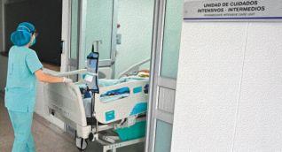 Los hospitales tienen un gran número de pacientes de coronavirus en Santa Marta.
