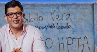 El rector Pablo Vera se pronunció a través de las redes sociales.