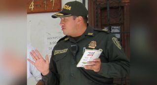 Coronel Jaime Villamil.