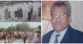 El homicidio de Roque Morelli ocurrió el 5 de septiembre de 2002, hace 19 años.