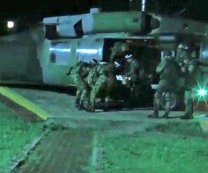 """Alias """"Carro loco"""", murió tras un combate con el Ejército."""