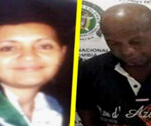 Lo capturan por violencia intrafamiliar y ahora es investigado por el asesinato de su expareja hace 6 años