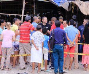 Alcalde de Ciénaga, en diálogo con comerciantes