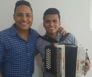Dago Orozco y Andrés David Valega.