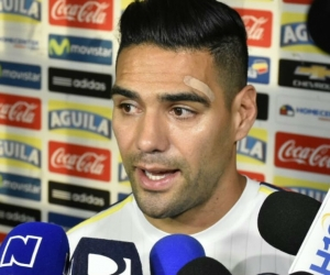Radamel Falcao.