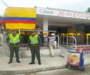 Restricciones por partido de Colombia