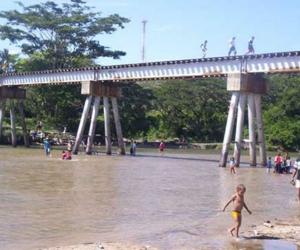 Río Fundación.