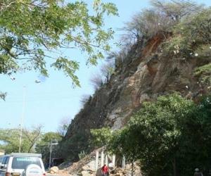 Cerro de Tres Cruces.