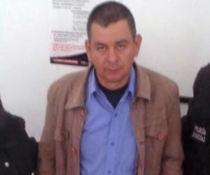 Jesús Antonio Díaz López, pastor sindicado.