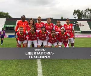 Santa Fe, en su debut en la Libertadores Femenina