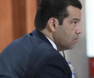 Exgobernador de La Guajira José María Ballesteros.