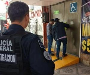 Policías mexicanos rescataron en la Ciudad de México a siete mujeres víctimas de explotación sexual