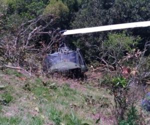 Accidente de helicóptero en Copacabana dejó 10 heridos