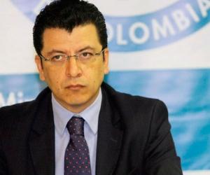 Superintendente Nacional de Salud, Norman Julio Muñoz Muñoz.