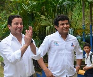 Ministro TIC y Director TIC del Distrito