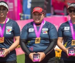 Arqueras colombianas, campeonas mundiales