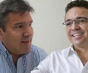 Eduardo Díaz Granados le envió un guiño a Rafael Martínez.