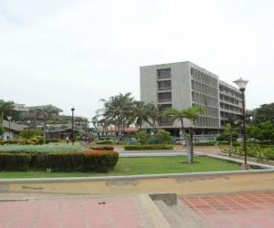 Sede norte de la Universidad del Atlántico.