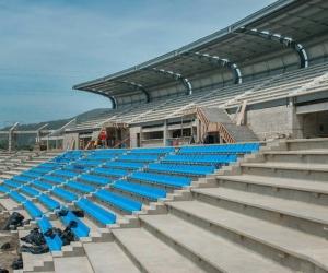 Referencia - Nuevo estadio de Santa Marta
