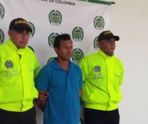 José Fernando López Viloria fue capturado por las autoridades tras meses de permanecer prófugo.
