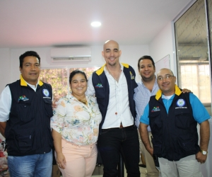 Secretaría de Seguridad y Dadsa se unen para brindar mayor seguridad en los Bolivarianos