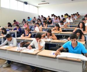 El examen se realizará este domingo 5 de noviembre en el campus principal de la institución en tres sesiones.