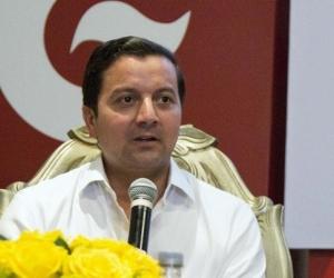 El ministro de las Tecnologías de la Información y las Comunicaciones, David Luna.