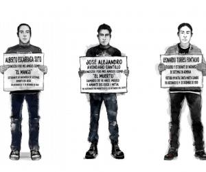 lgunos jóvenes asesinados por paramilitares quienes por ser rockeros fueron estigmatizados de atentar contra las costumbres, según el mismo grupo armado.