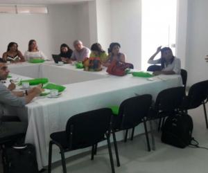 Fondo de Empleados del Puerto de Santa Marta fue anfitrión en reunión de empresas más representativas en la Costa Caribe