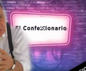 Alejandro Ordóñez, en el Confesionario.