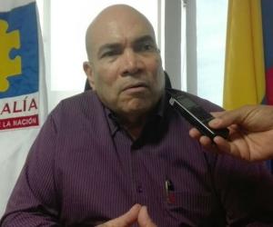 Vicente Guzmán, Director de Fiscalía Seccional Magdalena.