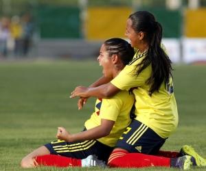Las colombianas siguen invictas.