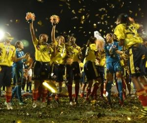 Colombia, cada vez más cerca de su segundo título bolivariano