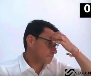 Carlos Caicedo, en El Confesionario.