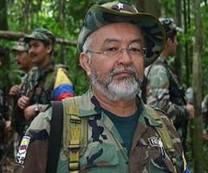 Raúl Reyes.
