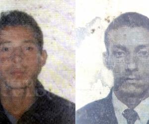 Rusbel y Jorge Luis Jiménez Molina.