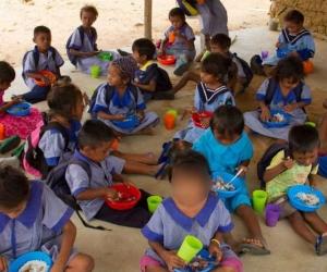 Hospitales públicos estarían involucrados en el saqueo a recursos de alimentación escolar