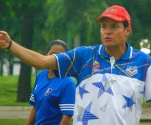 Kenneth Zseremeta, técnico panameño despedido por la Federación Venezolana de Fútbol.