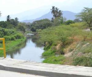 Imagen de referencia - Quebrada Bureche.
