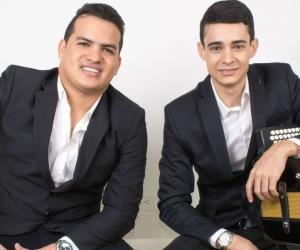 Toto Díaz y Carlos García.